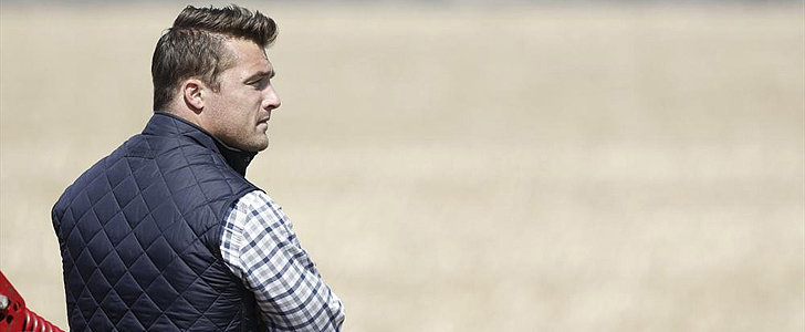 Here's the First Look at Chris Soules as The Bachelor!