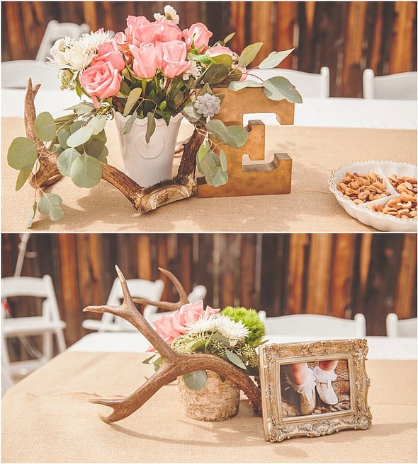 Whimsical birthday party popsugar moms for Simple centerpieces for birthday