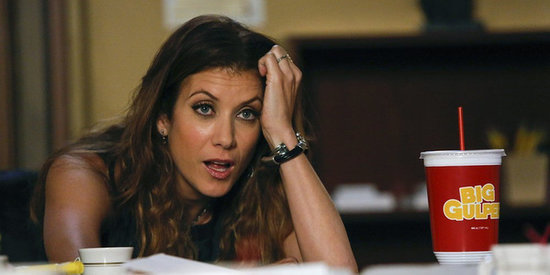 Kate Walsh Shooting 'Bad Judge' In Skin-Colored Bikini Will Take The Mystery Out Of TV Nude Scenes