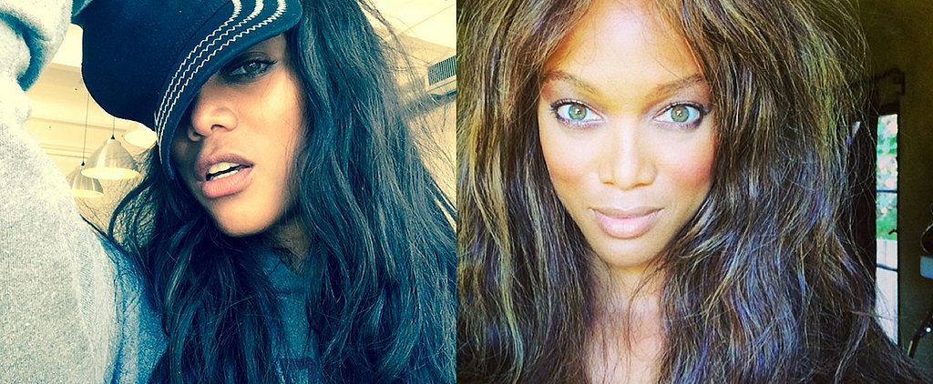 Tyra Banks' Selfie Tips Will Make You Look Like a Supermodel