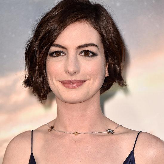 Anne Hathaway Interstellar Interview (Video)