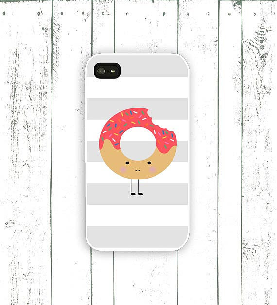 Bond over your mutual love of doughnuts with this adorable phone case (starting at $16).