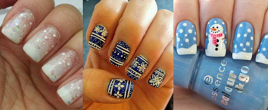 25 Holiday Nail Art Ideas That Will Instantly Make You Feel Merry