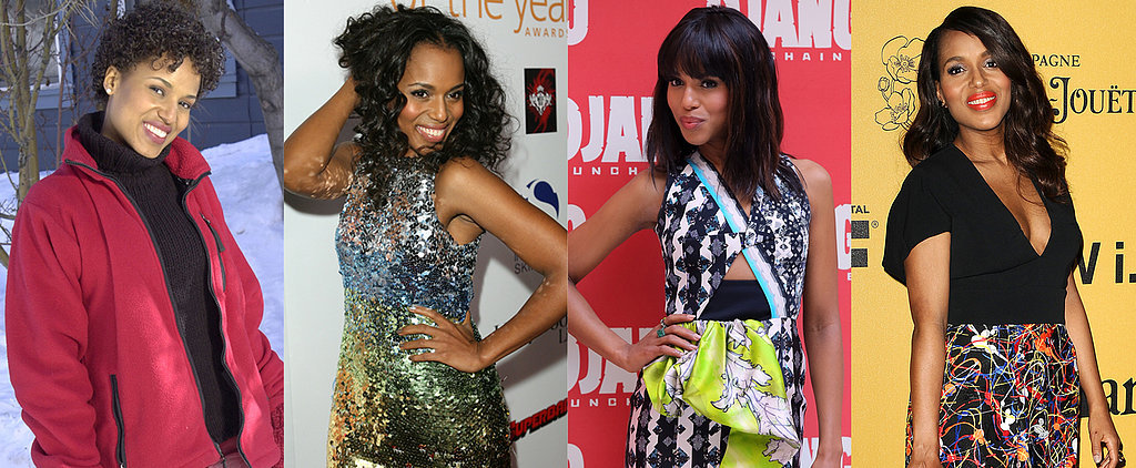The Real Scandal Is How Amazing Kerry Washington Has Always Looked