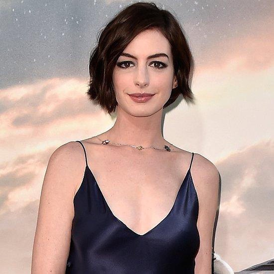 Anne Hathaway Interview For Interstellar