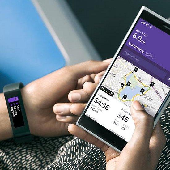 Microsoft Band Smartwatch