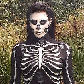 Kim Kardashian's Halloween Costumes
