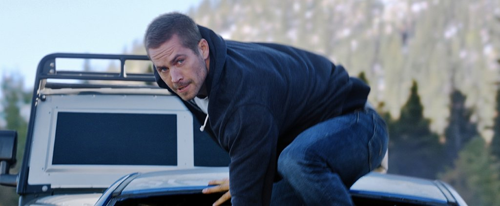 The Late Paul Walker Is the Highlight of the Furious 7 Trailer