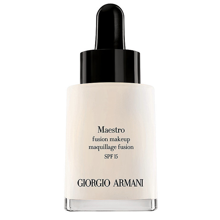 Giorgio Armani Maestro Winter Glow Fusion Makeup Limited Edition, $99 (available November 16)