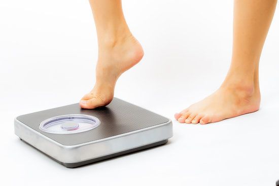 How to lose weight walking in place