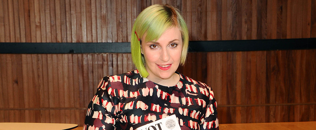 Lena Dunham Shares a Statement in Response to Sexual Abuse Claim
