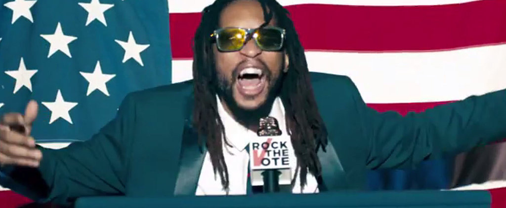 In Case You Need Extra Convincing to Go Vote, Watch These Celebs' Epic PSAs