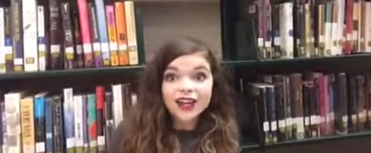 This 13-Year-Old Girl Will Talk You Into Voting Today