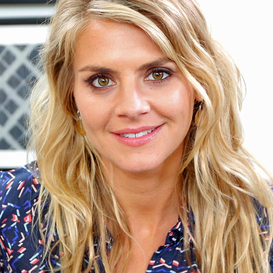 Eliza Coupe Talks About New Role on Benched   Interview 2014