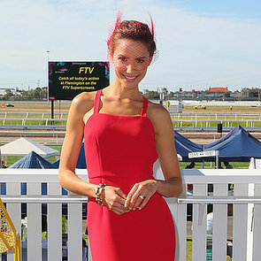 2014 Melbourne Cup Celebrity Pictures