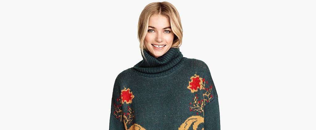 Pretty Holiday Sweaters You Can Start Wearing Now