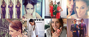 Melbourne Cup Candids! See the Celebs Snap and Share Their Style