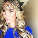 How to Wavy Hair Rebecca Judd Laura Dundovic Melbourne Cup