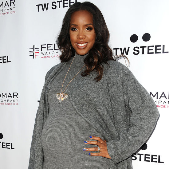 Kelly Rowland Gives Birth to Baby Boy