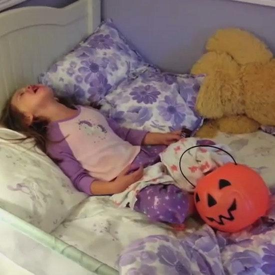 Jimmy Kimmel Halloween Candy Prank 2014