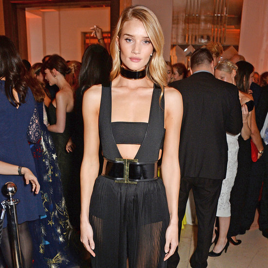 Harper's Bazaar Women of the Year Best Dressed 2014