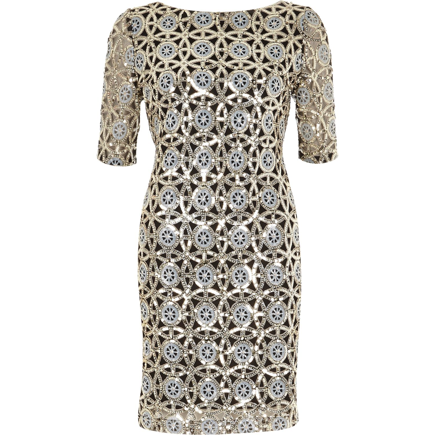 River island silver sequin bodycon dress the best holiday party
