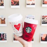 Starbucks Red Cup Instagram Pictures