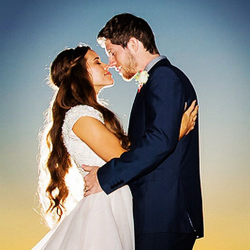 Jessa Duggar's Wedding Pictures