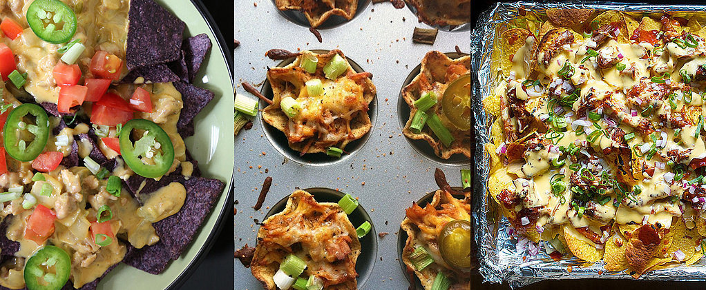 Nacho Regular-Type Nacho Recipes