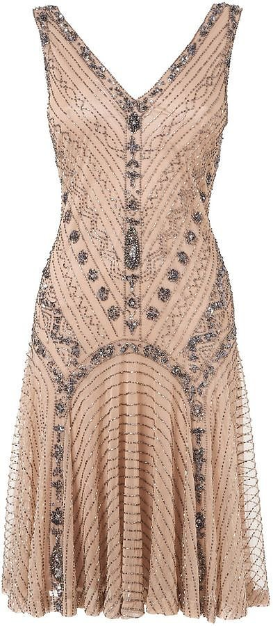 Phase Eight Gatsby Beaded Dress | Perfect Flapper Dresses to Suit All ...