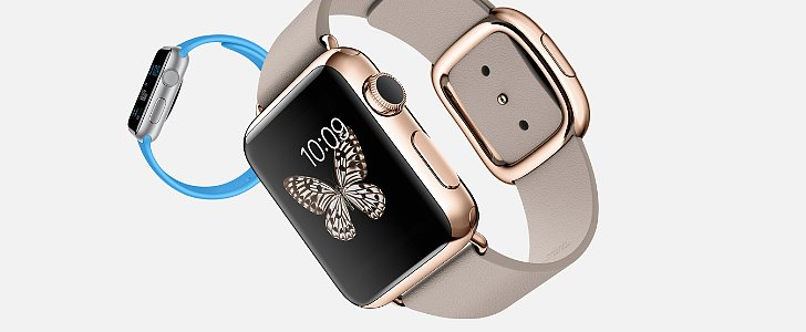 The Price of the Gold Apple Watch Is Insane