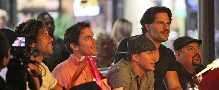#TBT to Magic Mike XXL's Sexy Behind-the-Scenes Pictures