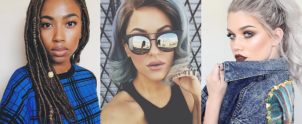 From Chic to Fleek: The 60 Best Brows on Instagram