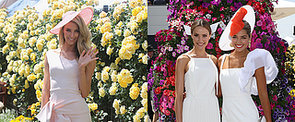 It's All About the Ladies at 2014 Crown Oaks Day!