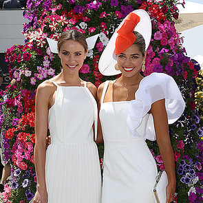 2014 Crown Oaks Day Celebrity Pictures