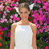Celebrity Hair and Makeup at Crown Oaks Day 2014
