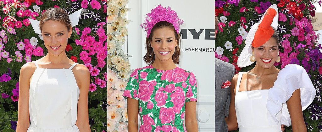 Simply Stunning! Hair and Makeup Looks From Crown Oaks Day