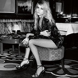 Cara Delevingne x Topshop Christmas Campaign Video & Photos