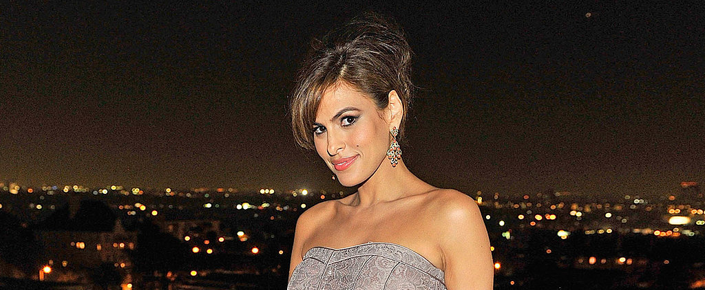 Eva Mendes Just Debuted Affordable Dresses All of Your Bridesmaids Will Love
