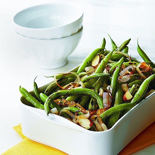 Better-than-Casserole Green Beans