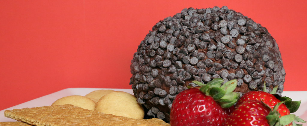 Triple-Chocolate Cheese Ball Gives You 3 Reasons to Sing