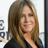 Jennifer Aniston Without Makeup in Cake