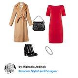 Michaela Jedinak, Designer: How I Dress for Success
