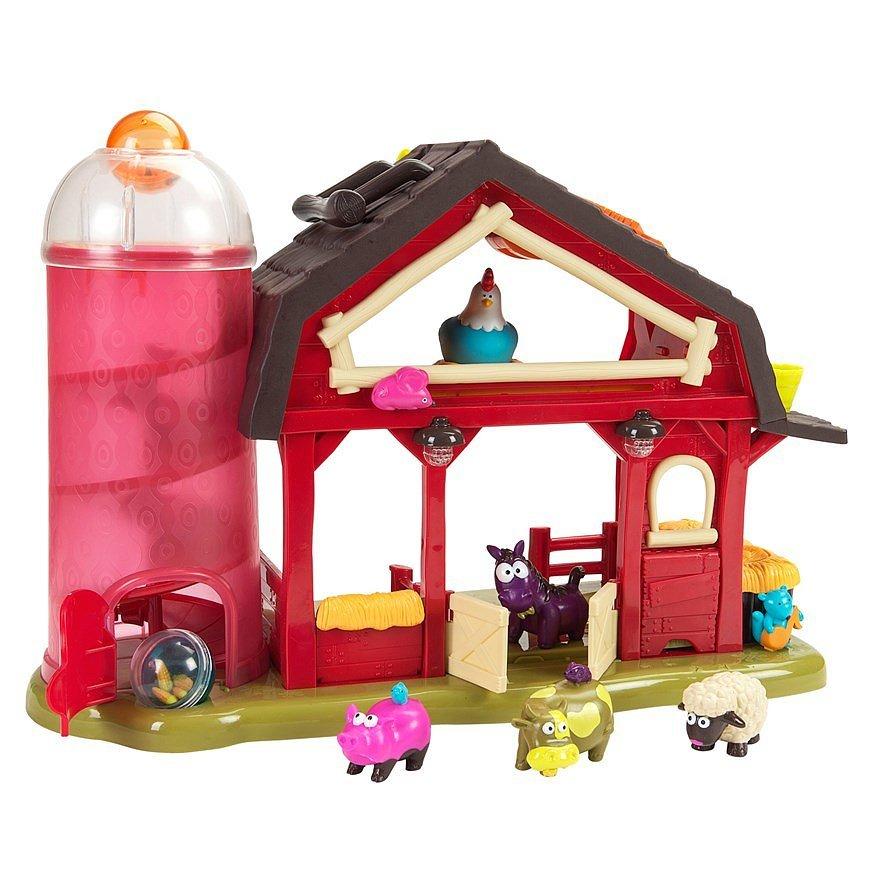 For Infants: B. Baa-Baa-Barn Farm House