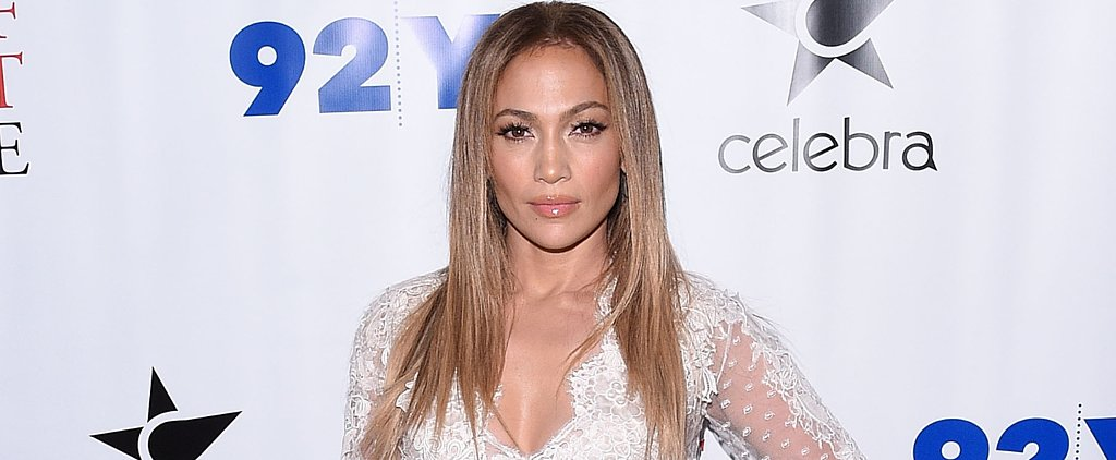 Can Jennifer Lopez Pull Off Winter White?