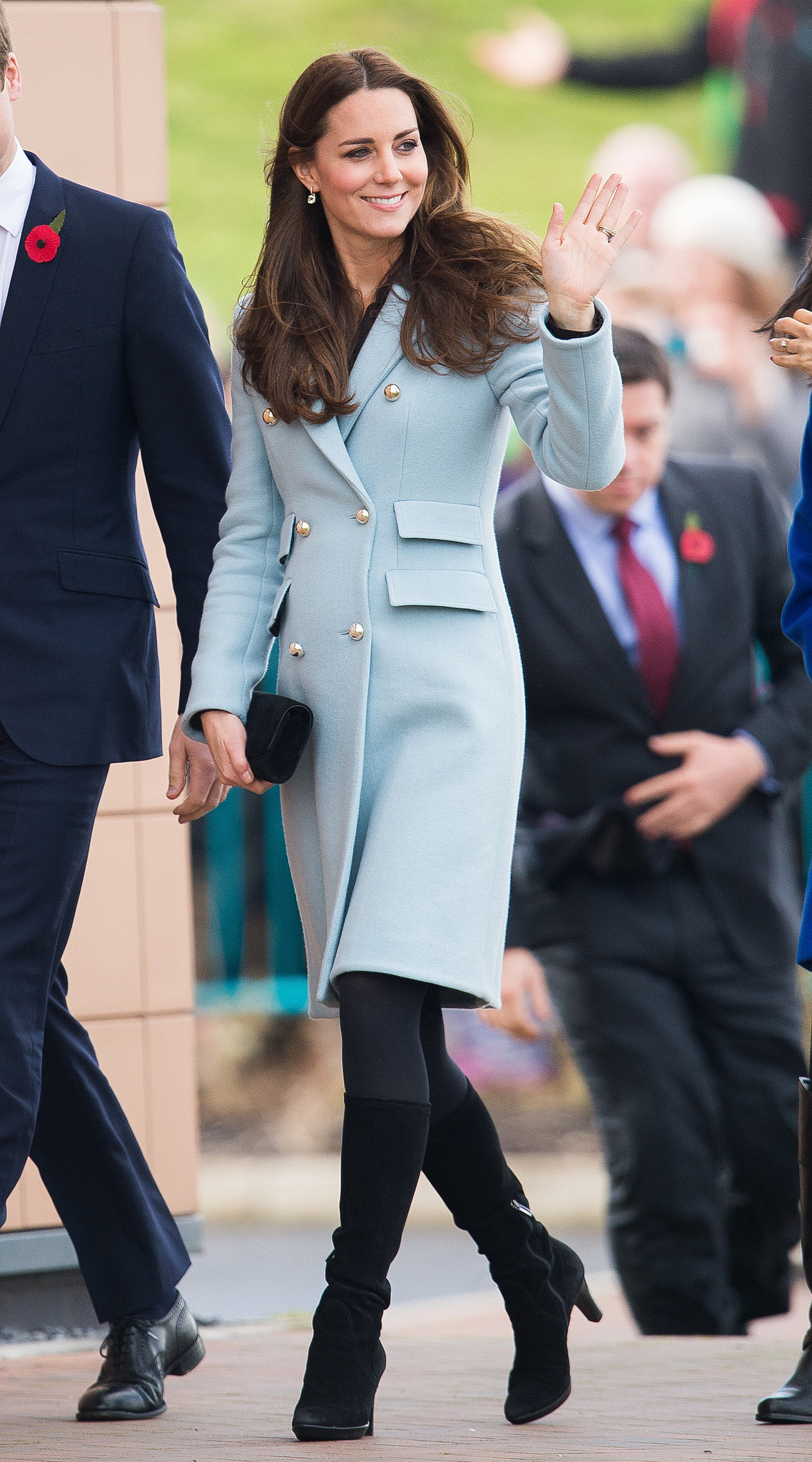 Kate Middleton Style Kate Middleton 39 S Maternity Style Moments Just Keep Getting Better