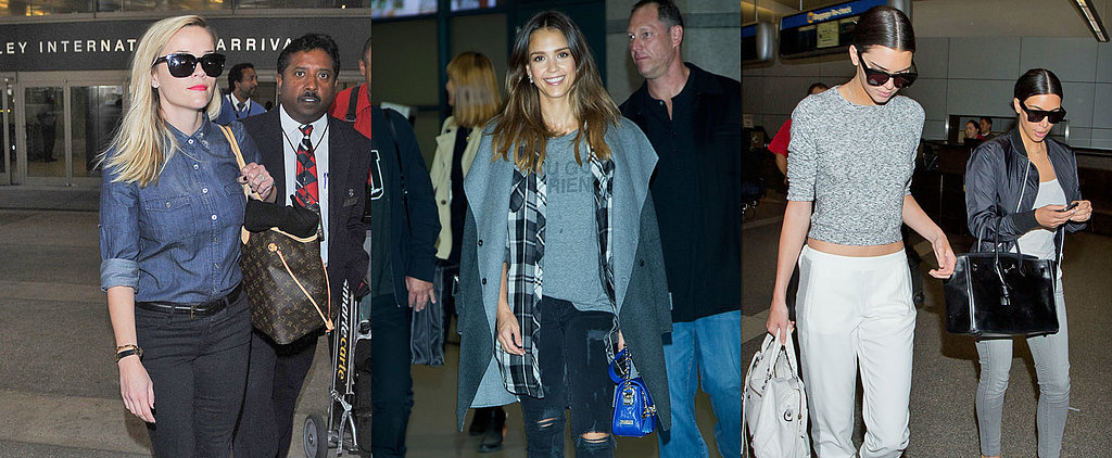 71 Style Tips to Steal From the Airport's Best Dressed Celebs