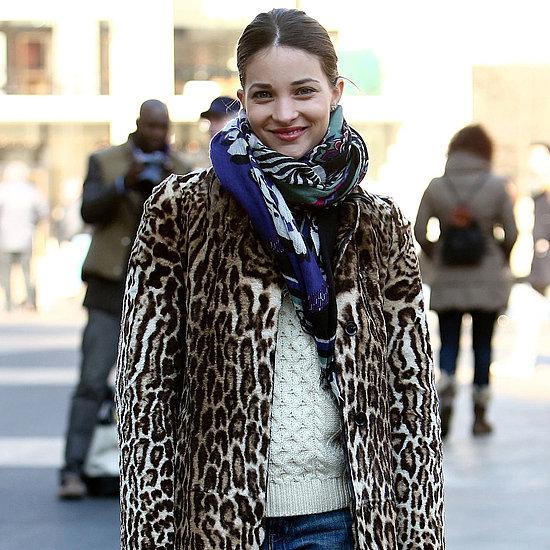 Fall Coat Trends 2014