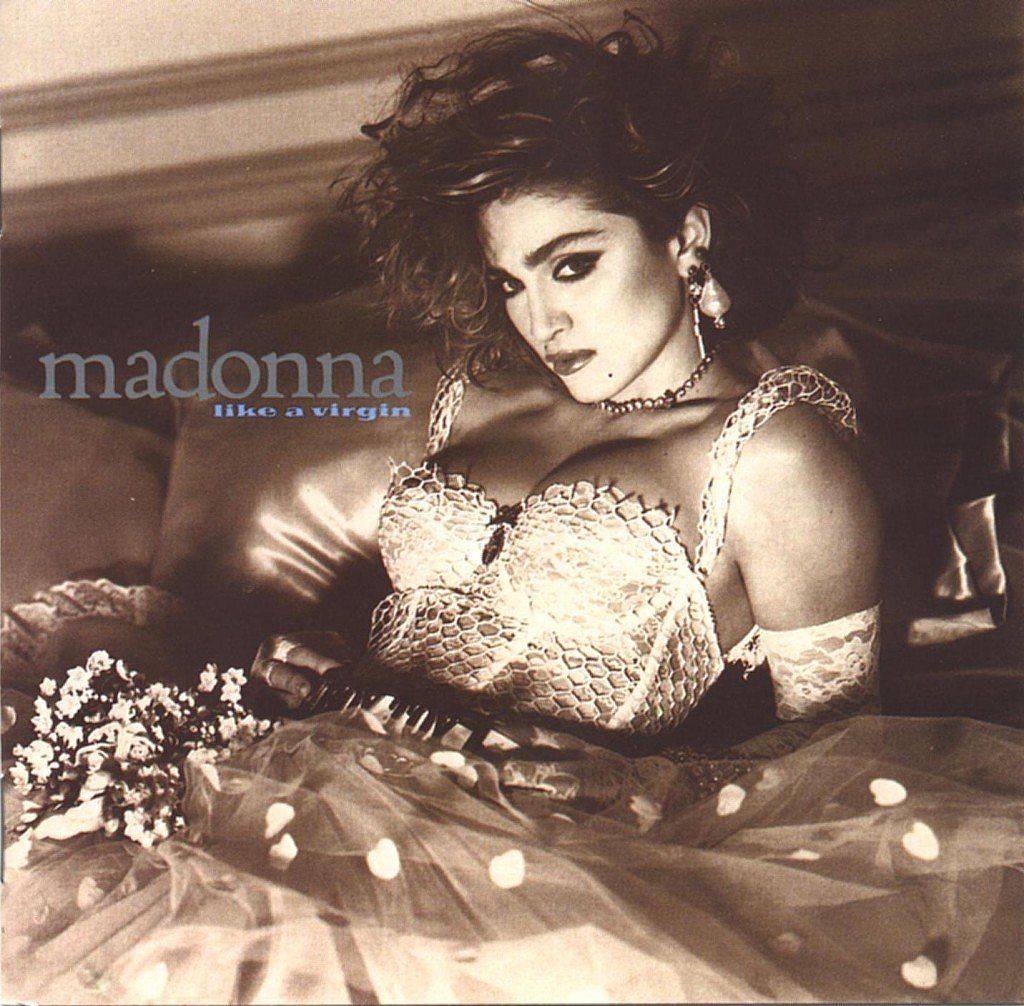 Madonna Songs List