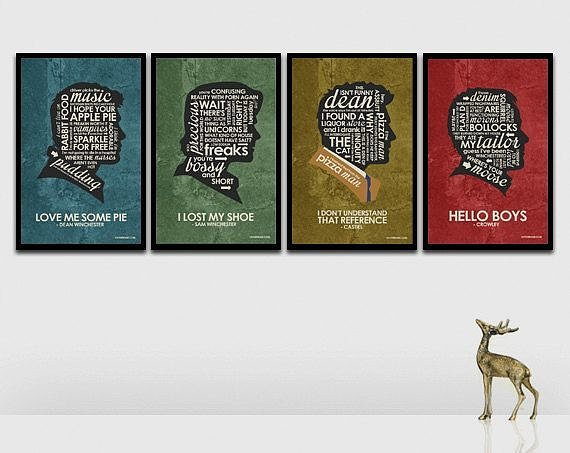 Quote Poster ($ 48)